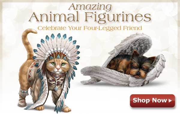 Amazing Animal Figurines - Celebrate Your Four-Legged Friends - Shop Now