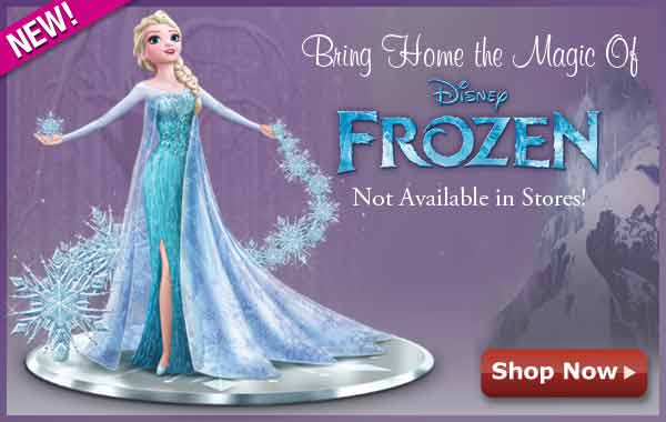Bring Home the Magic of Disney's 'Frozen' - Not Available in Stores! Shop Now