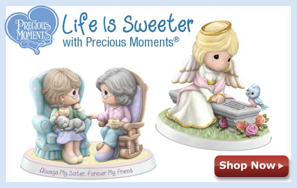 Life Is Sweeter with Precious Moments(R) - Shop Now