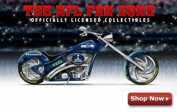 The NFL Fan Zone - Officially Licensed Collectibles - Shop Now