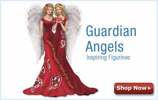 Guardian Angels - Inspiring Figurines - Shop Now