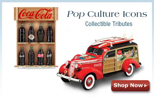 Pop Culture Icons - Collectible Tributes - Shop Now